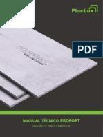 Manual Tecnico ProFort Ds
