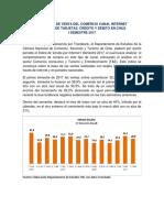 Informe Ventas Online Primer Semestre 2017