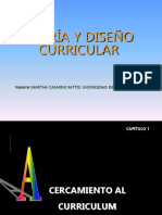 Conceptos Curriculum