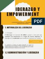 Liderazgo y Empowerment