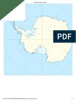 Antarctica Location Map