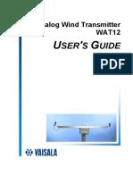 WAT12 User Guide in English