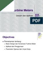 Turbine Meters Design & Application