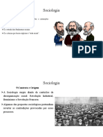 Introdução-Sociologia