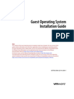 Guest Operating System Installation Guide