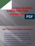 PP SBK XI - seni Tari