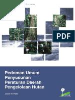 Pedoman Penyusunan Perda Pengelolaan Hutan.pdf