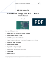HF-BL100-CU user manual-V1.2(20151103)