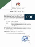Undangan Terbuka Sosialisasi Calon DPD