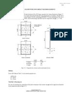 Steel Design Example I.7
