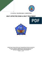 Heat Affected Zone &Amp; Heat Treatmentx