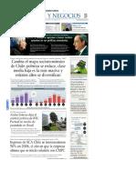 Clase Media en Chile Emol 2015
