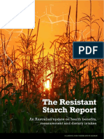 Resistant Starch Report
