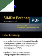 01_An Introduction Into SIMDA Perencanaan BPKP (1)