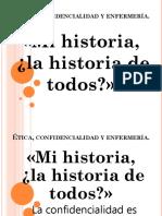 Etica, confidencialidad y enfermería10 Jose Manuel Ablanedo.ppt