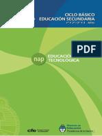 8.NAP Secundaria EdTecnologica 20111 1