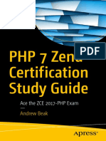 PHP 7 Zend Certification Study Guide Ace the ZCE 2017-PHP Exam