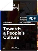Cultural Imperialism in the Philippines
