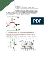 Familia de circuitos integrados TTL