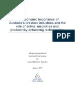 Animal Medicines Project FINAL FINAL