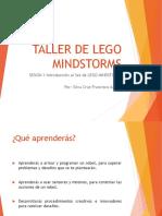 Taller de Lego Mindstorms