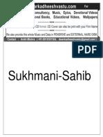 001 Sukhmani Sahib
