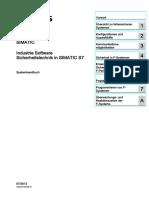 s7 Safety Engineering System Manual de-De de-De