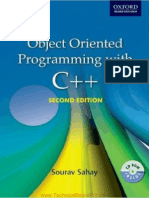 Object Oriented Programming With Cpp 2nd Edition