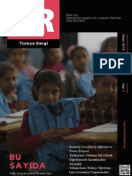 Türkçe Dergi İlk Sayı