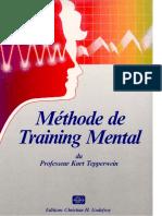 Tepperwein Kurt - Méthode de Training Mental