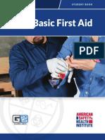 Basic First Aid 2017