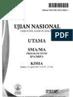Soal Kimia - UN SMA 2017 (sudutbaca.com).pdf