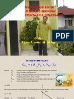 Pertemuan 2 Aplikasi Fungsi Linier dalam Ekonomi-Bisnis (1).ppt