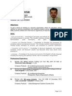 CV Kashif Pakistan (2017)