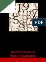 Statistics Basic