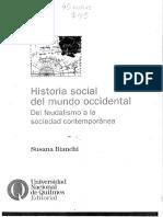 Bianchi_Historia Social Del Mundo Occidental