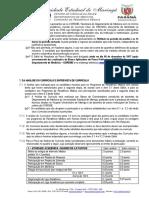 Currículo UEM - Programa de Residência Médica