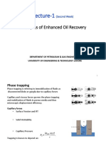 Enhance Oil Recovery