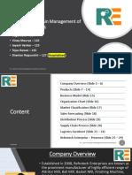 Refrotech Enterprises
