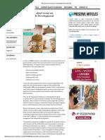 472 Words Short Essay on Sustainable Development