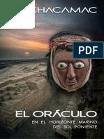 Libro El Oraculo Pachacamac