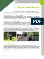 Ficha 13 Plazas y Parques Urbanos Accesibles