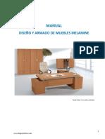 337078583 Manual de Melamine PDF