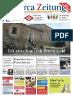 Mallorca Zeitung Privatköchin Caroline Fabian 2018