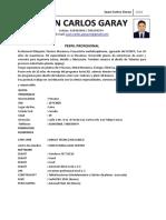 CV Juan Carlos Garay-2018