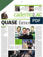 Foo Dancers - A Gazeta 12-09-10