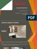 BAÑOS Proyectos Palom Card