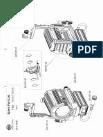 3. Dedo Spare Parts List