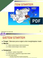 Sistem Starter 2