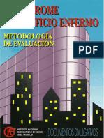 El sindrome del edificio enfermo - metodo de evaluación.pdf